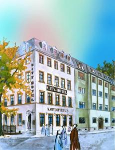 external image of City Hotel Plauen