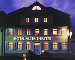 external image of Hotel Altes Theater Garni