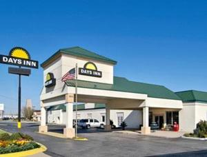 external image of Days Inn South