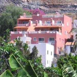 Hotels in valle gran rey gomera canary isles - Apartamentos valle gran rey la gomera ...