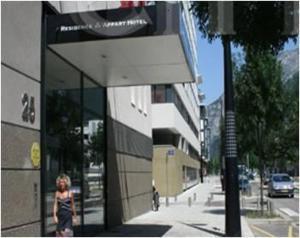 external image of City Suites Grenoble Europole