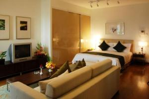 Room Image  1ofDelightel Pacific Hotel Shanghai