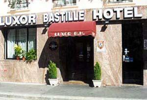 Luxor Bastille Hotel - Hotel, Paris