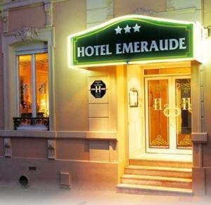 фотография  Hôtel Emeraude