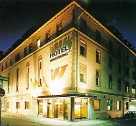 external image of Hotel Wartburg Mannheim