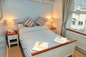 The Bedrooms at Beaches At Newquay
