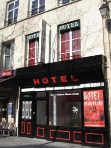 H¥tel S©jour Beaubourg - Hotel, Paris