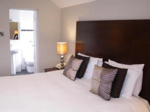 The Bedrooms at The Wyastone