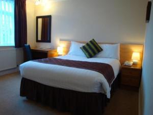 The Bedrooms at Travelrest Fareham Solent Gateway
