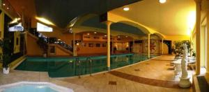 Top Hotel Prague Leisure Center - Hotel, Prague