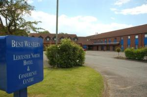 Best Western Leicester North Hotel