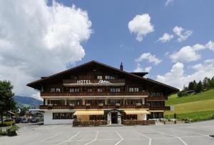 Hotel Alphorn - Hotel, Gstaad