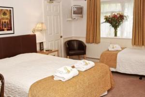 The Bedrooms at Byways House