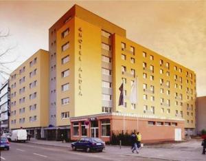 external image of AGON Aldea Hotel
