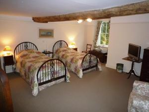The Bedrooms at Manor House Bed and Breakfast