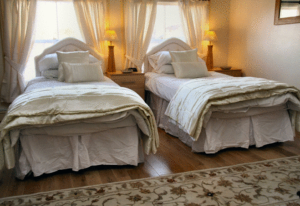 The Bedrooms at Ullet Suites