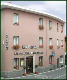 external image of La Pista Hotel