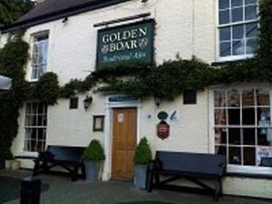 The Golden Boar Inn Hotel