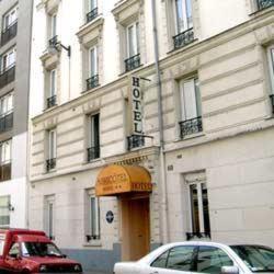 Abricotel - Hotel, Paris