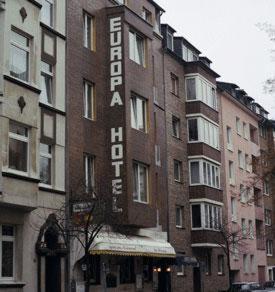 external image of Europa Hotel Düsseldorf