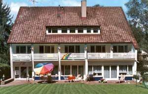 external image of Gästehaus Regenbogen