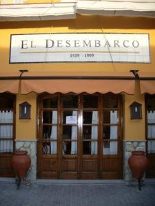 external image of Hotel El Desembarco