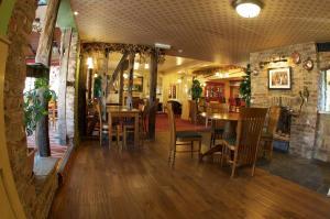 The Restaurant at The Roebuck Inn