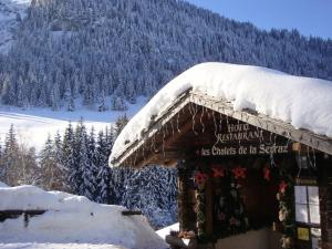 Les Chalets de La Serraz H�tels-Chalets de Tradition