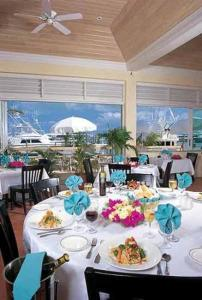 Restaurant Image ofAbaco Beach Resort & Boat Harbour