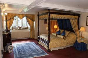 The Bedrooms at Boys Hall