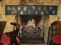 The Bedrooms at The Royal Oak Inn, Tetbury
