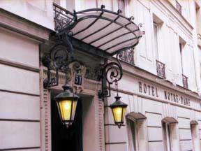 external image of Hôtel Notre Dame