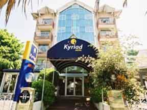 external image of Kyriad Hôtel De La Plage