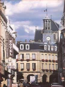 Reservation Hotel Htel France-Angleterre