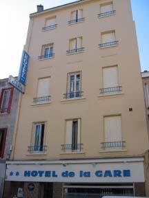 external image of Hôtel de la Gare