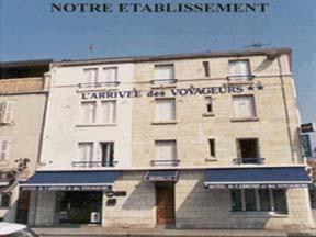external image of Hotel de l'Arrivée et des Voy...