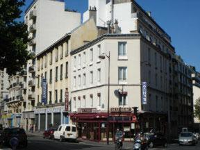 Aux Trois Portes - Hotel, Paris