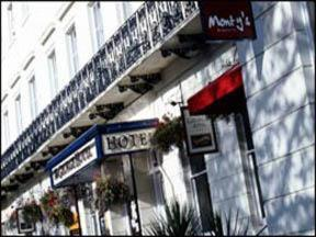 The George Hotel & Montys, Cheltenham Gloucestershire