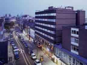 Image showing Portland Hotel