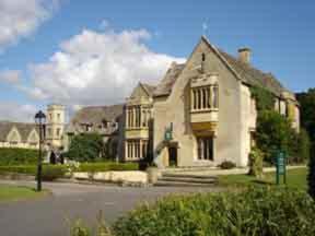 Hotel De La Bere, Cheltenham Gloucestershire