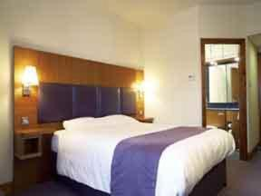 Image showing Leicester Central Premier Travel Inn