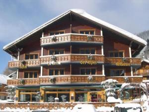 External Image ofLa Reine Des Alpes