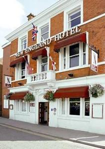 The New England Hotel Hotel
