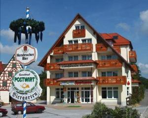 external image of Hotel-Landpension Postwirt