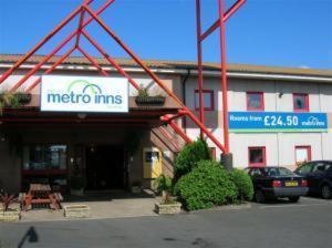 Image showing Metro Inns Teesside