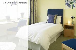 The Bedrooms at Malvern House