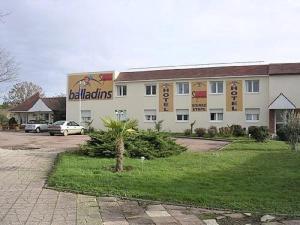 external image of Hôtel Balladins Nevers Sud Su...