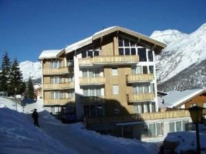 Hotel Mountain-Inn - Hotel, Saas Fee