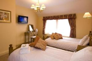 The Bedrooms at The Roebuck Inn