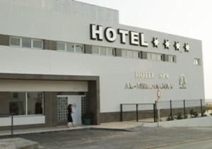 external image of Hotel Spa Almedina